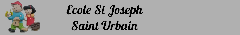 Ecole St Joseph St Urbain